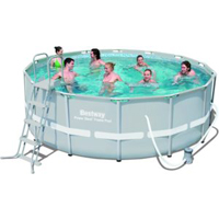 Bestway Frame Pool Power