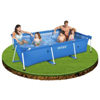 Family Schwimmingpool von Intex