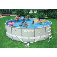 Frame Schwimmingpool Set Ultra Rondo von Intex