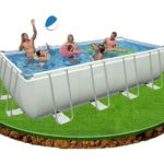 Ultra Frame Schwimmingpool von Intex
