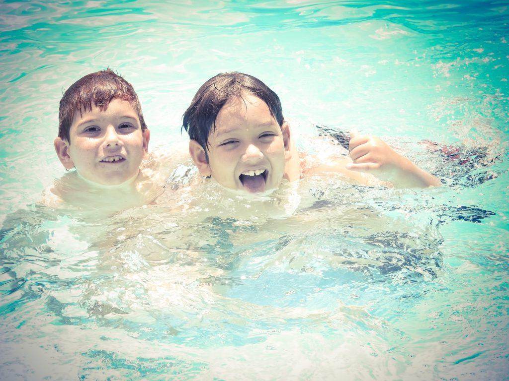 Aufblasbarer Schwimmingpool Kinder