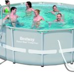 Bestway Frame Pool Power Steel Set